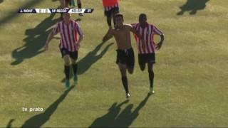 Jolly Montemurlo-Sporting Recco 1-0 Serie D Girone E
