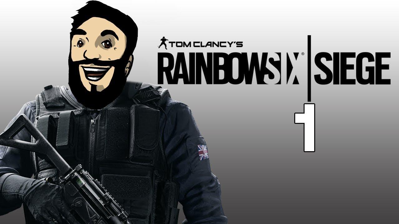 Rainbow 6 Siege w/ NLSS Crew - 01