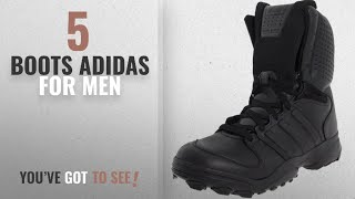 2f9cbdac19d Top 10 Boots Adidas   Winter 2018    adidas Performance Men s GSG-9.2  Training ...