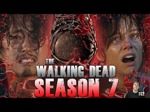 The Walking Dead Season 7 - Who Did Negan Kill Breakdown!