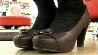 Утро с Губернией.Если натирает обувь...(Наверное, хоть раз каждый сталкивался с этой проблемой - новая обувь натирает ноги. Такое может случиться..., 2011-05-19T00:32:30.000Z)