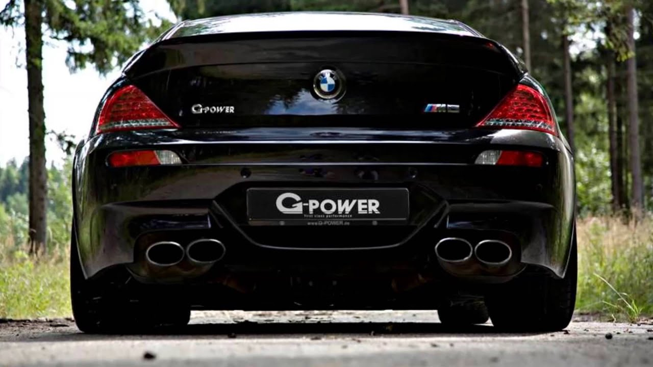 Bmw G Power M6 Hurricane Rr