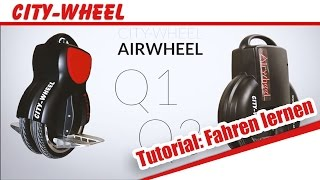 review city wheel airwheel q1 airwheel q3   doppelreifenausstattung