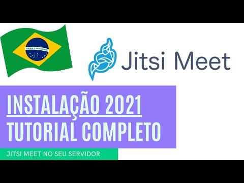 Jitsi Meet Servidor Proprio Como Instalar Jitsi no Meu Servidor Linux AWS AZURE VPS