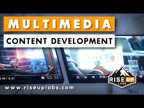 Multimedia Content Development by Riseup Labs | Top Content Development Company in Bangladesh