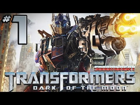 Transformers: Dark of the Moon - PART 1 - Bumblebee, Master of Tutorials!