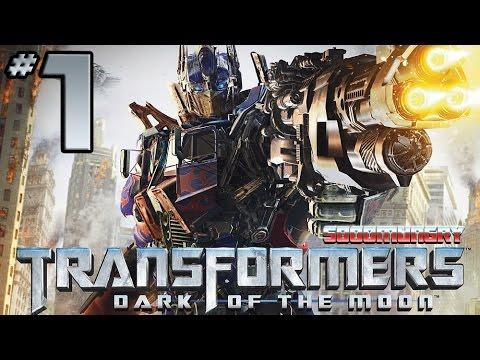 Transformers: Dark of the Moon - PART 1 - Bumblebee, Master of Tutorials!