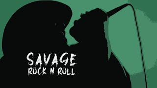 Ted Marengos - Savage Rock N Roll (Official Music Video)