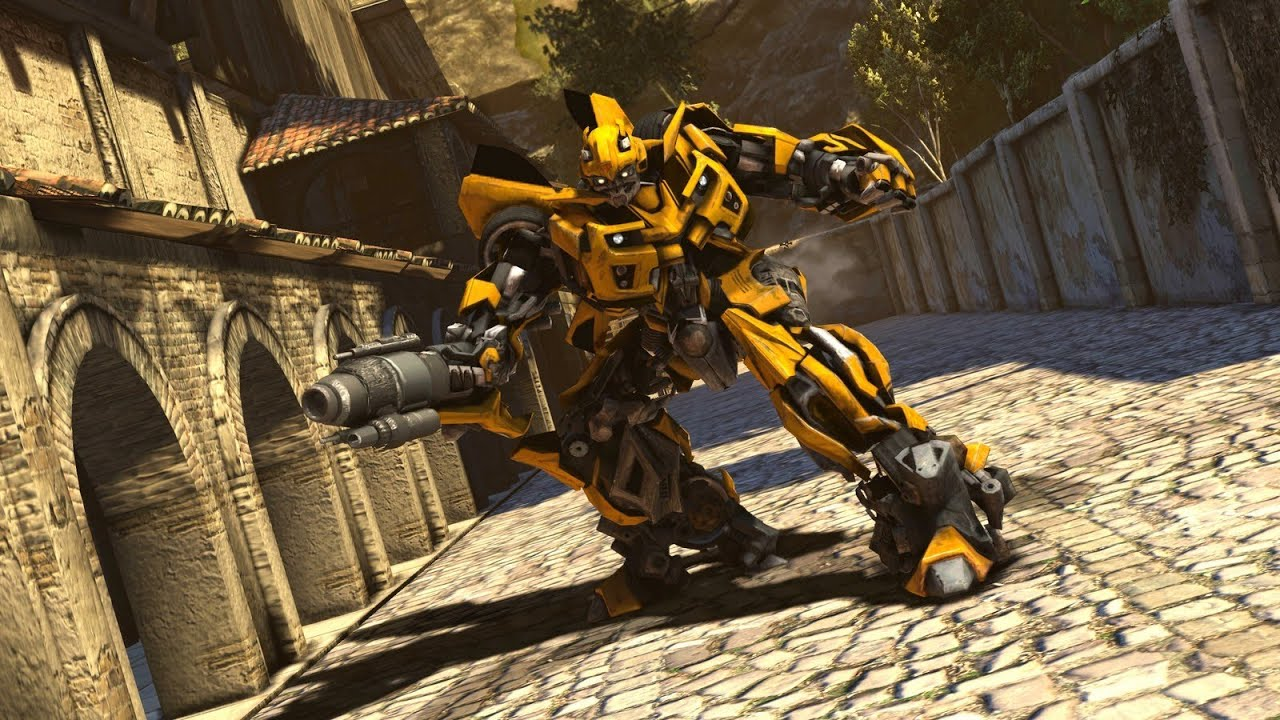 First 30 Minutes: Transformers: Dark of the Moon [XBOX360 ...