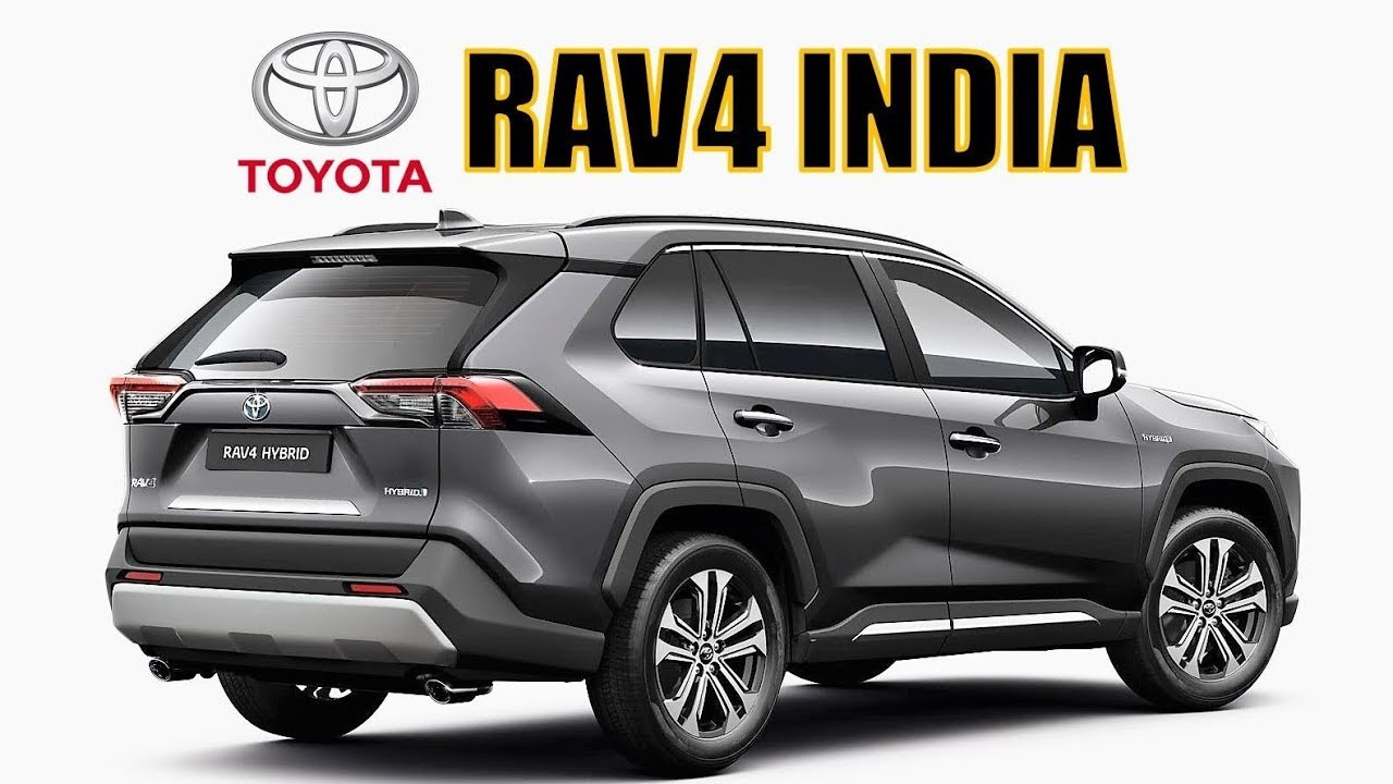 Toyota Rav4 India Review Launch Date Pricing And All Details