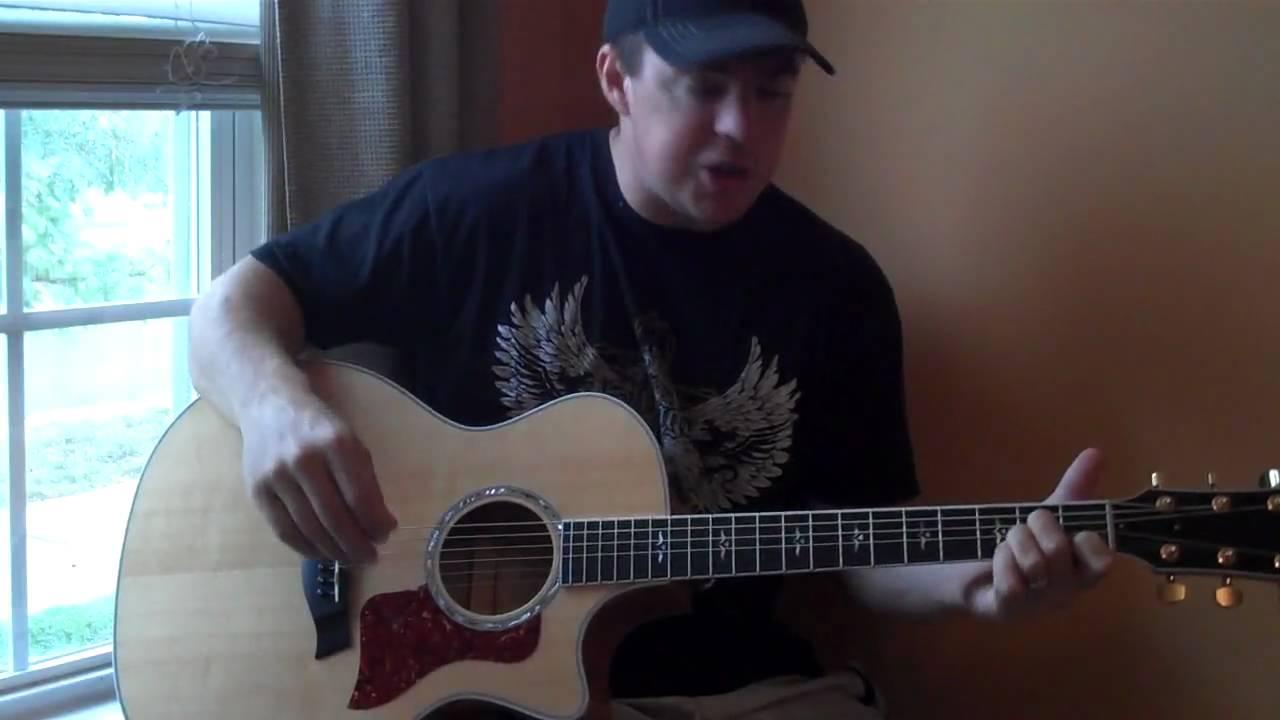 Carrie Underwood Undo It Guitar Instructional Am C G D Chords
