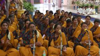 Cultural Program by Devotees from Mauritius