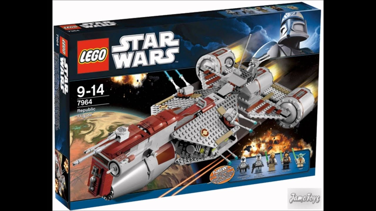 lego star wars sets of the year 2011 youtube. Black Bedroom Furniture Sets. Home Design Ideas