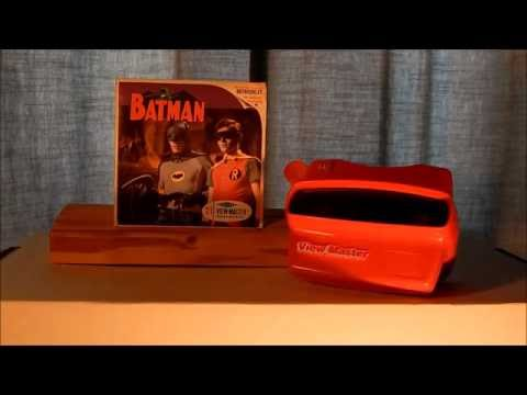 View Master Batman 1966 Sawyer