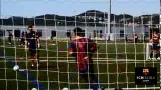 2014 FC Barcelona Summer Soccer Camps and Football Fútbol Camp Barcelona, Spain