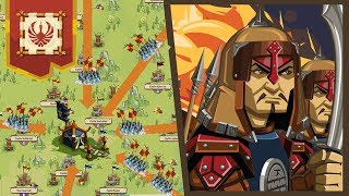 Goodgame Empire - Running Trains (Advanced Strategy for Samurai/Nomads)