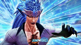 JUMP FORCE - NEW Grimmjow DLC Character Reveal Gameplay Screenshots