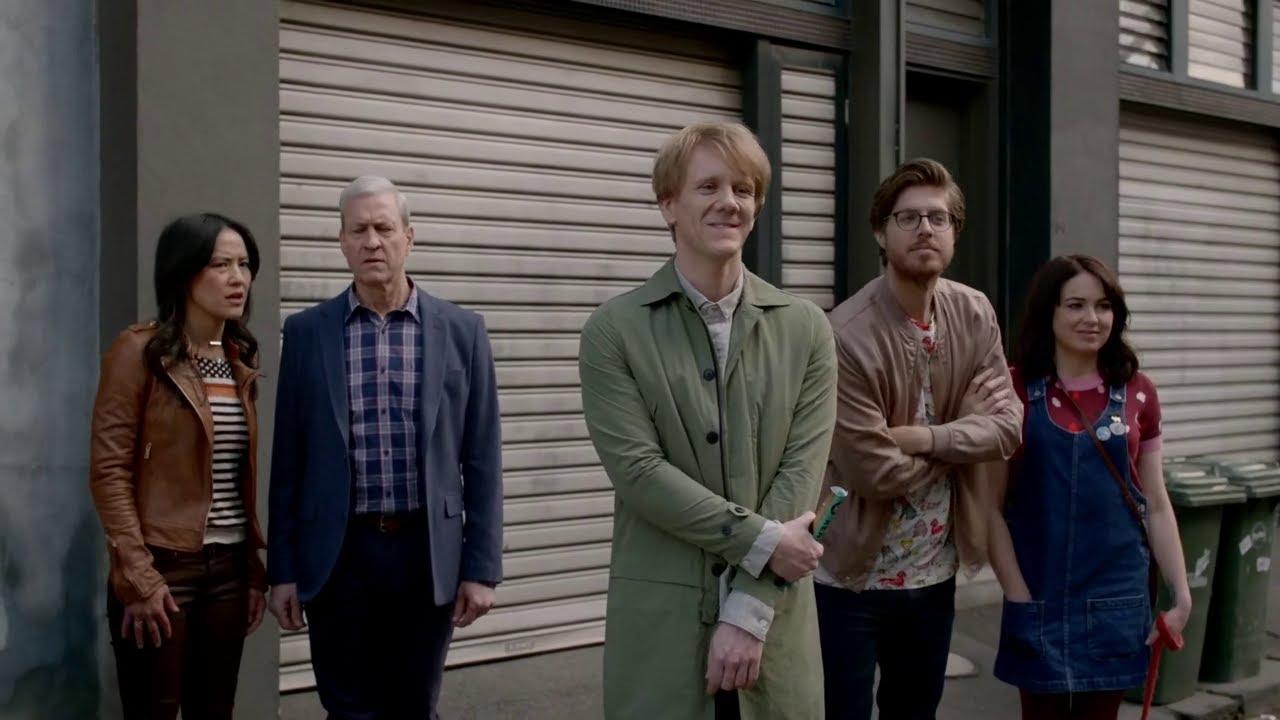 Download Souvlaki | Please Like Me | Season 4 Episde 6