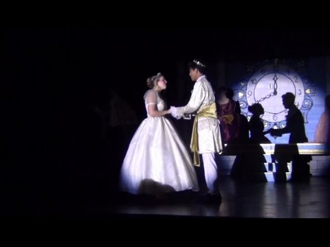 Cinderella - the Peninsula Catholic HIgh School Players