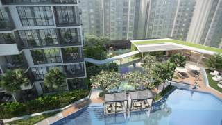 The Wisteria (Mixed Development At Yishun)