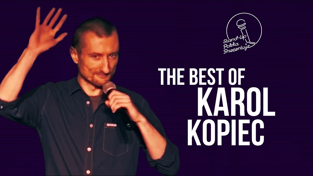 The Best Of Karol Kopiec | Stand-up Polska