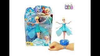 Літаюча фея Frozen купити ляльку Ельзу з м/ф Холодне Серце
