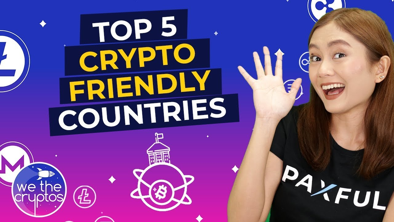 cryptocurrency top countries