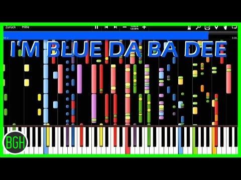 IMPOSSIBLE REMIX  Im Blue Eiffel 65