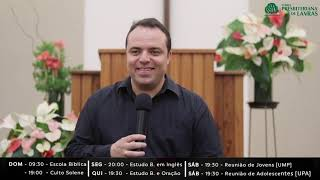Sola Gratia (Gl. 3:6-14) | Culto Solene