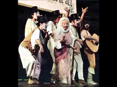 No Time at All Pippin ~ Broadway, 1972  Irene Ryan