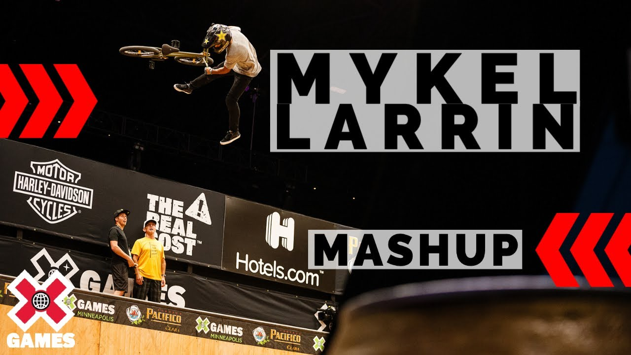 Mykel Larrin: X GAMES THROWBACK | World of X Games
