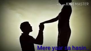 Maine puchha chand se...hindi status