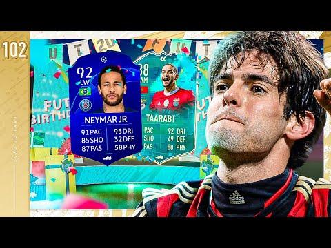 WE PACKED NEYMAR!! & FLASHBACK ADEL TAARABT!! - FIFA 20 KAKA ROAD TO GLORY #102
