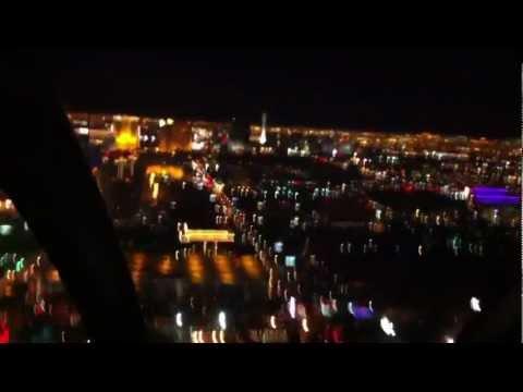 Travel to EDC Las Vegas in Style