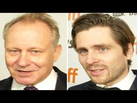 Borg vs McEnroe Premiere Interviews TIFF 2017