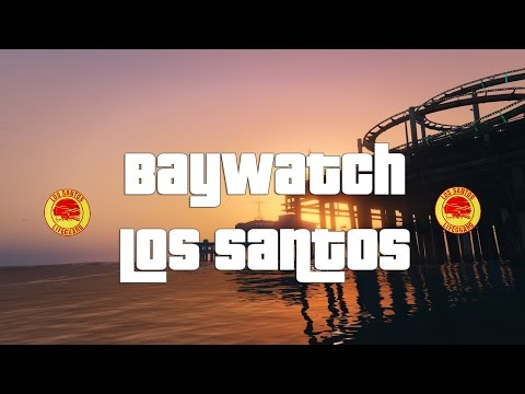 Baywatch | GTA 5 PC Cinematic (GTA V Machinima) Rockstar Editor Ultra Quality