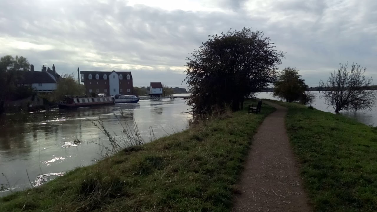 Download Back of Avon and Tewkesbury Flood on the Severn Ham.