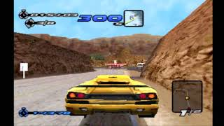 Need For Speed 3 Hot Pursuit | Redrock Ridge | Hot Pursuit Race 270