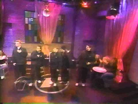 Backstreet Boys - 1997 - Ricki Lake - Quit Playing Games (@_BoysOnTheBlock)