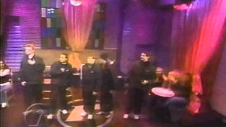 Скачать Backstreet Boys 1997 Ricki Lake Quit Playing Games BoysOnTheBlock