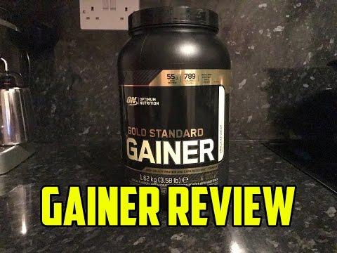 Optimum Nutrition Gold Standard Gainer Vanilla Ice Cream Review JS Fitness