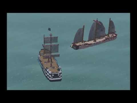 Age of Sail Tournament Episode 12: Sumiko Stick-thingy vs Pompadour