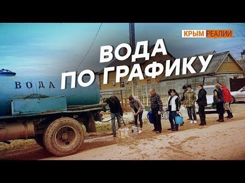 Почему в Крыму закончилась вода?   Крым.Реалии ТВ