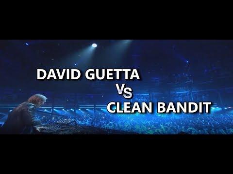 Titanium symphony - David Guetta Vs Clean Bandit - Paolo Monti mashup 2017