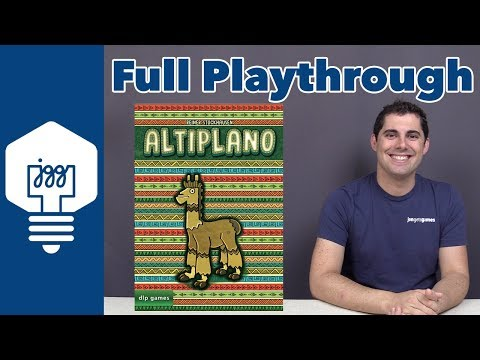 Altiplano Full Playthrough - JonGetsGames