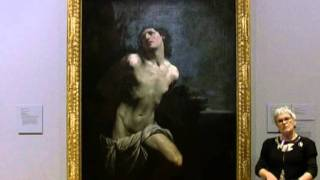 Auckland Art Gallery - Mary Kisler on Guido Reni(Mary Kisler (Senior Curator, Mackelvie Collection, International Art, Auckland Art Gallery) discusses Guido Reni's painting 'Saint Sebastian'. View this artwork in ..., 2012-04-03T07:47:12.000Z)