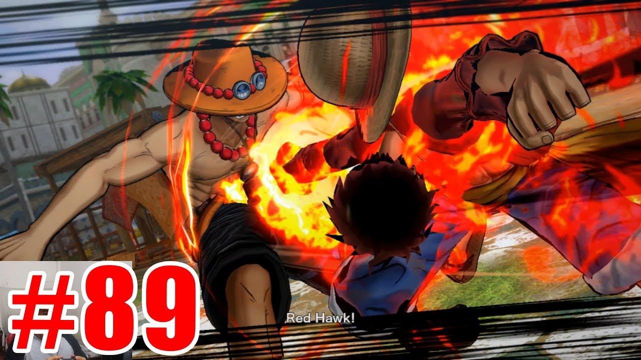 One Piece Phiêu Lưu Kí : Haki Bá Vương vs Haki Quan Sát + Haki Vũ Trang