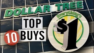 Top 10 Items That Are Cheaper to Buy at the Dollar Store