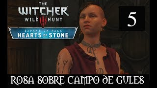 THE WITCHER 3 HEARTS OF STONE  -5- ROSAS SOBRE CAMPOS DE GULES