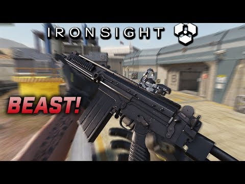 ironsight reviews